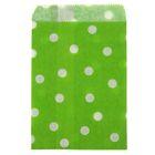 """Пакет фасовочный """"Горох"""", цвет зелёный, 10 х 15 см"""