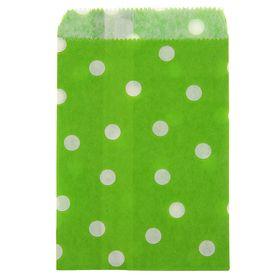 Пакет фасовочный 'Горох', зелёный, 10 х 15 см Ош