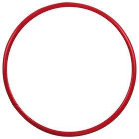 Обруч стальной гимнастический «Комфорт», утяжелённый, d=90 см, толщина 4 см, 1,4 кг, цвета МИКС