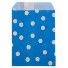 """Пакет фасовочный """"Горох"""", цвет синий, 10 х 15 см"""