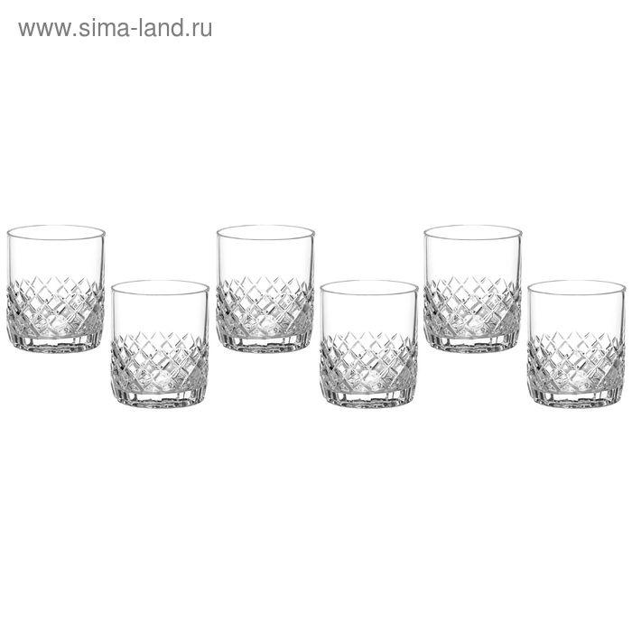 Набор стаканов 300 мл, h=9 см, d=7,8 см, 6 шт