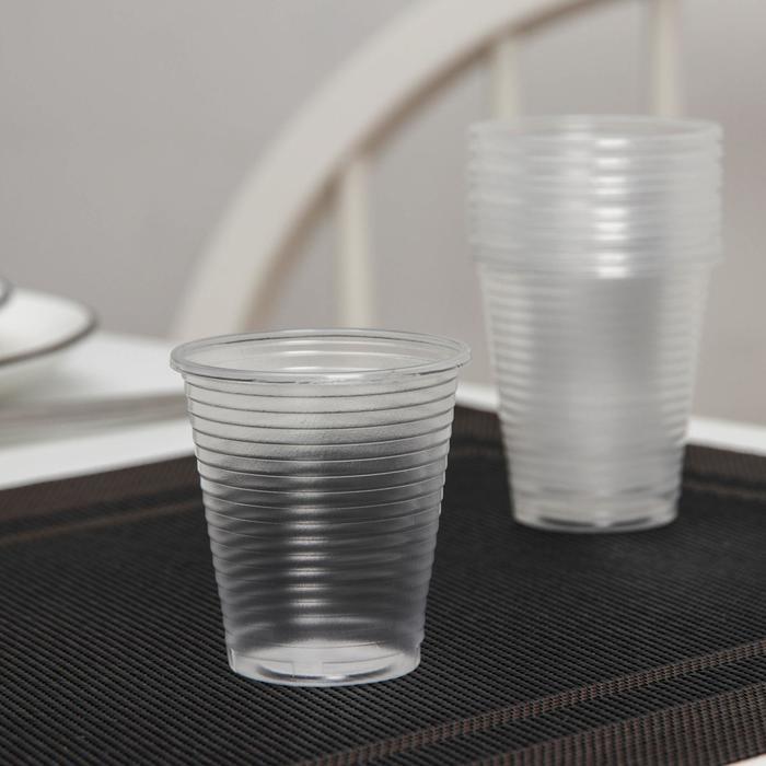 "Набор ""По-пятьдесят"": стакан 100 мл, 10 шт"