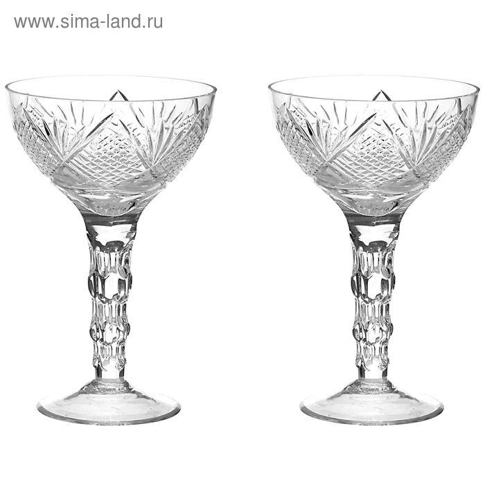 Набор фужеров для шампанского 360 мл, h=16,7 см, d=10,7 см, 2 шт