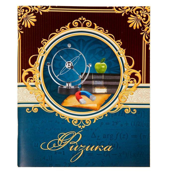 """Тетрадь предметная 48 листов """"Физика"""" классика"""