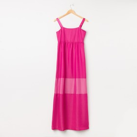 Сарафан женский D15-532 цвет розовый, размер  XS(42)