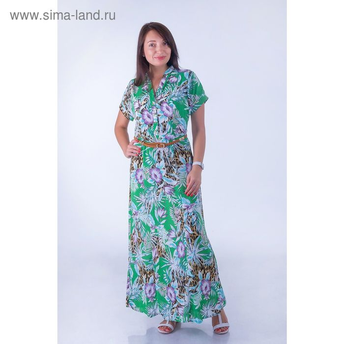 Платье женское D3047 цвет МИКС, размер  S(44)