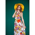 Платье женское D3217 цвет лиловый, размер  XS(42)