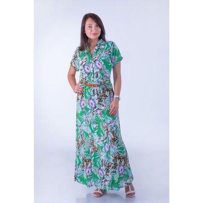 Платье женское D3047 цвет МИКС, размер  L(48)