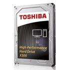 Жесткий диск Toshiba SATA-III 4Tb HDWE140EZSTA X300 (7200rpm) 128Mb