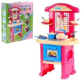 """Игрушка """"Моя первая кухня. Кухня 4"""""""