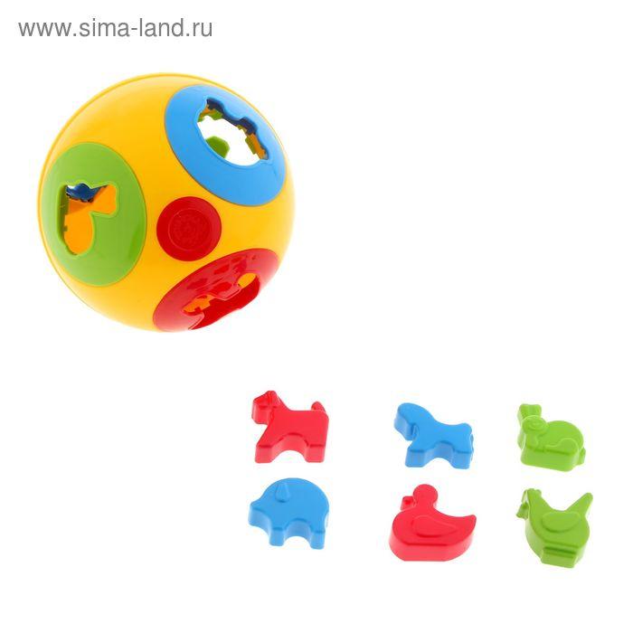 """Игрушка """"Умный малыш. Шар 2"""", цвета МИКС"""