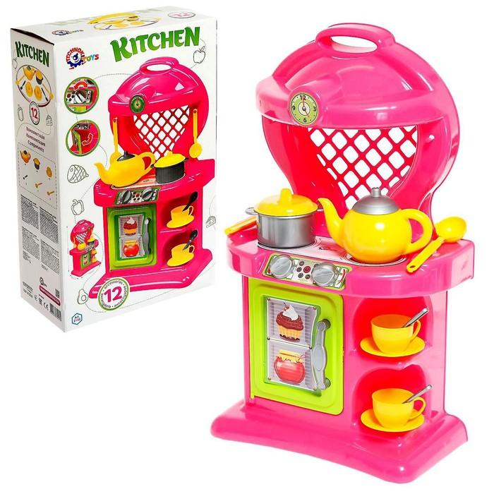 Игрушка «Кухня 10» - фото 106544313