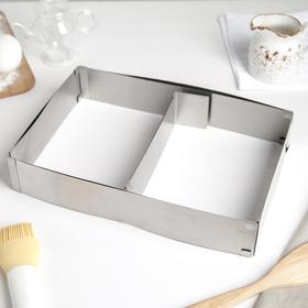 {{photo.Alt || photo.Description || 'Форма разъёмная для выпечки кексов и тортов с регулировкой размера 15×25 - 27×48 см'}}