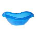 Ванна детская «Лотос», цвет синий прозрачный