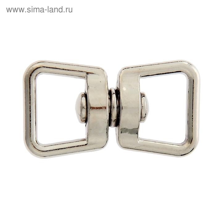 Вертлюг, 4,3 х 2,4, толщина металла 3 мм