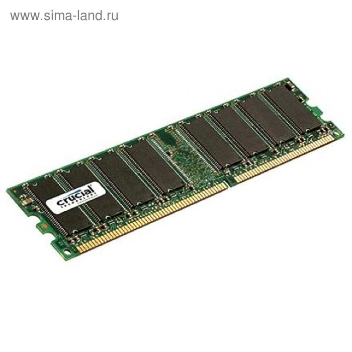 Память DDR2 2Gb 800MHz Crucial CT25664AA800 RTL PC2-6400 CL6