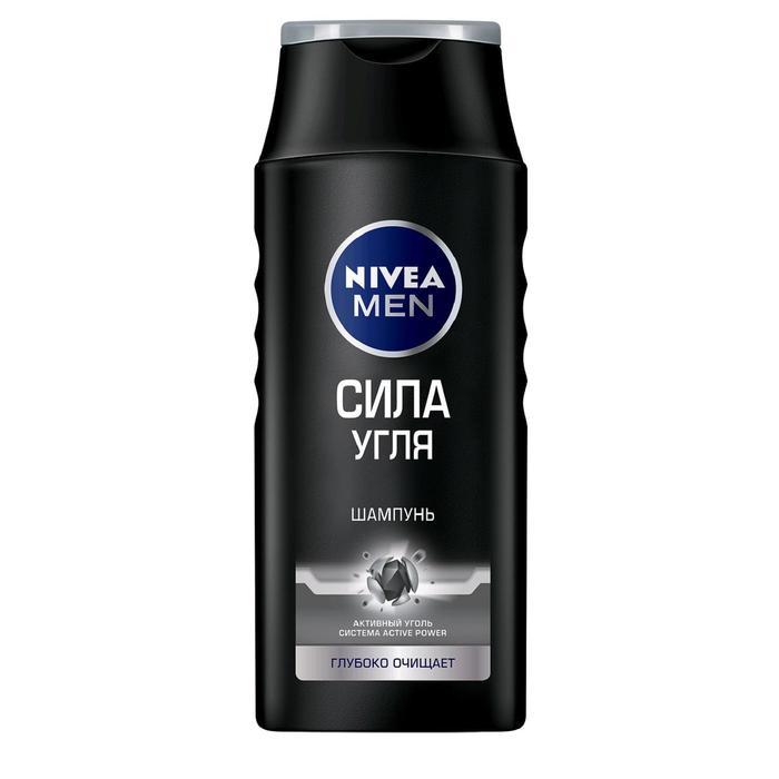 Шампунь Nivea Men «Сила Угля», очищающий, 250 мл