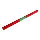 Бумага креповая поделочная гофро 50*200 см Koh-I-Noor красная, плотность 32г/м2