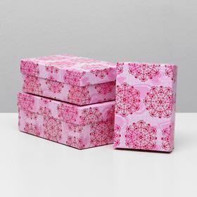 """Набор коробок 3 в 1 """"Чуткость"""", 19 х 12 х 7,5 - 15 х 10 х 5 см в Донецке"""