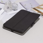Чехол-книжка Time для планшета, универсальный, размер L, цвет чёрный