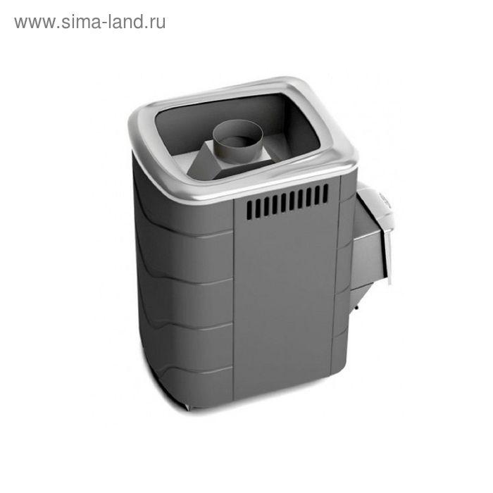 Печь банная Термофор Компакт 2013 сarbon витра антрацит