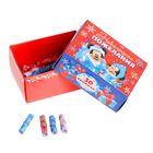 """Коробка подарочная с пожеланиями """"Счастливого Нового года!"""", 7,5 х 5,5 х 3,5 см"""