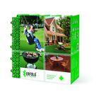 Универсальное покрытие ERFOLG H & G 33 х 33 см, зеленый,  набор 9 шт