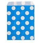 """Пакет фасовочный """"Горох"""", цвет синий, 13 х 18 см"""