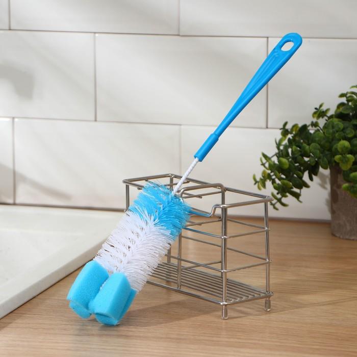Ёршик для посуды, цвет МИКС