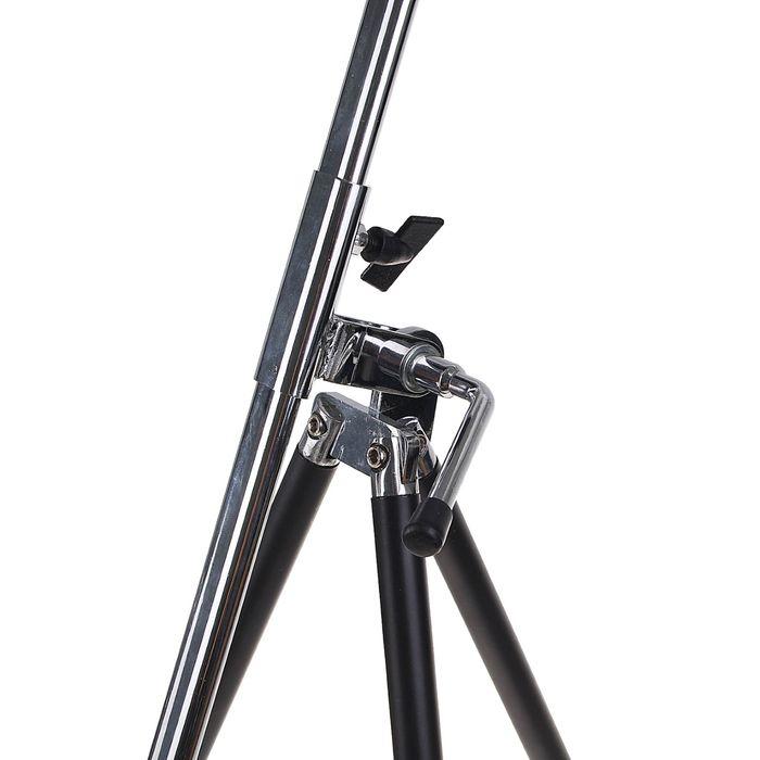 Мольберт телескопический, тренога, из нержавейки
