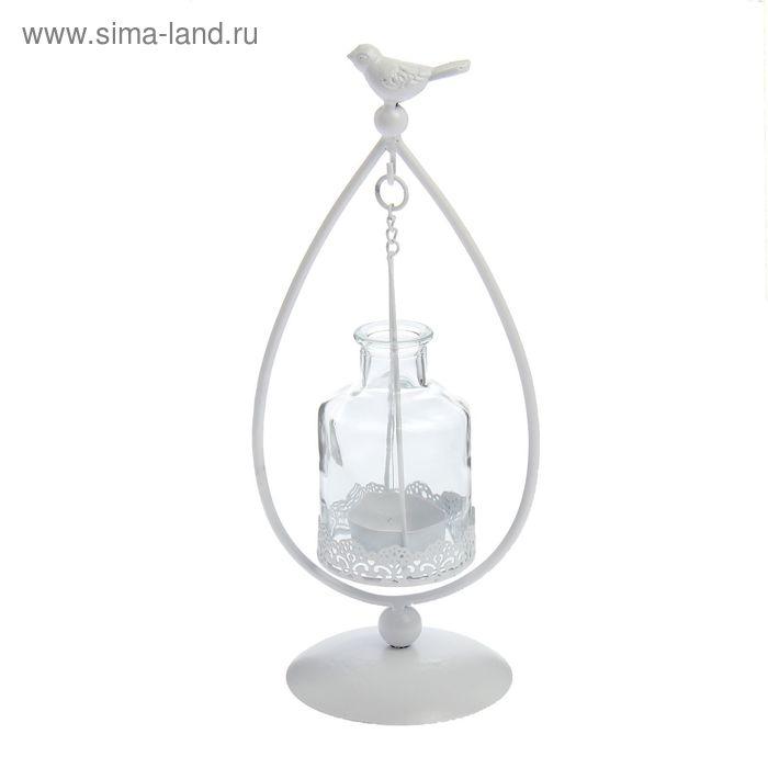 """Подсвечник """"Соловей"""" 1 свеча"""