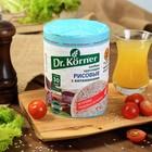 """Хлебцы Др. Кёрнер """"Рисовые с витаминами"""", 100 г."""