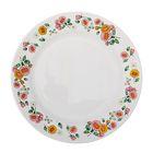 """Тарелка мелкая d=17,5 см h=2,6 см """"Луговые цветы"""""""