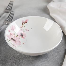 Салатник «Цветущая сакура», 500 мл, d=17 см
