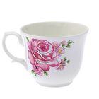 """Чашка чайная 270 мл """"Арина. Розовые розы"""", d=9,7 см"""
