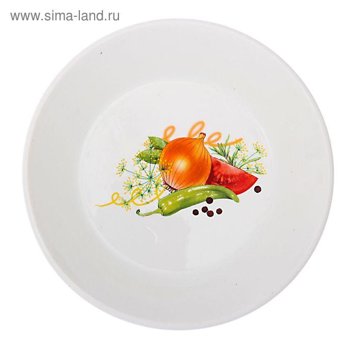 """Блюдце-тазик d=14 см """"Урожай"""", h=3,1 см"""