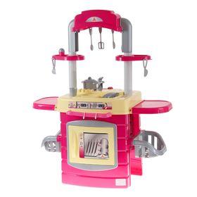 Игровой модуль «Кухня большая №1», звуковые эффекты, работает от батареек