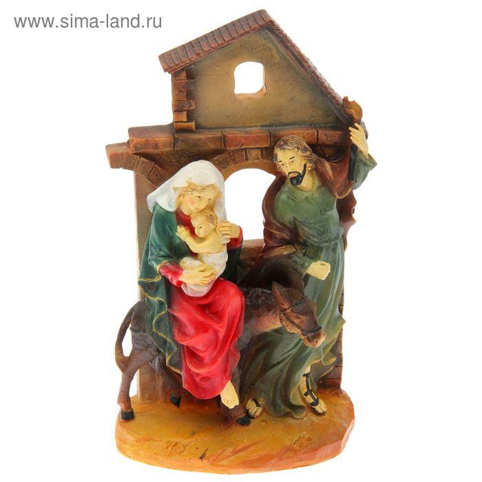 """Статуэтка """"Святое семейство"""" 17 × 8 × 28 см"""