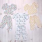 Пижама для девочки, рост 86 см, цвет МИКС (арт. Пж-524-04_М)