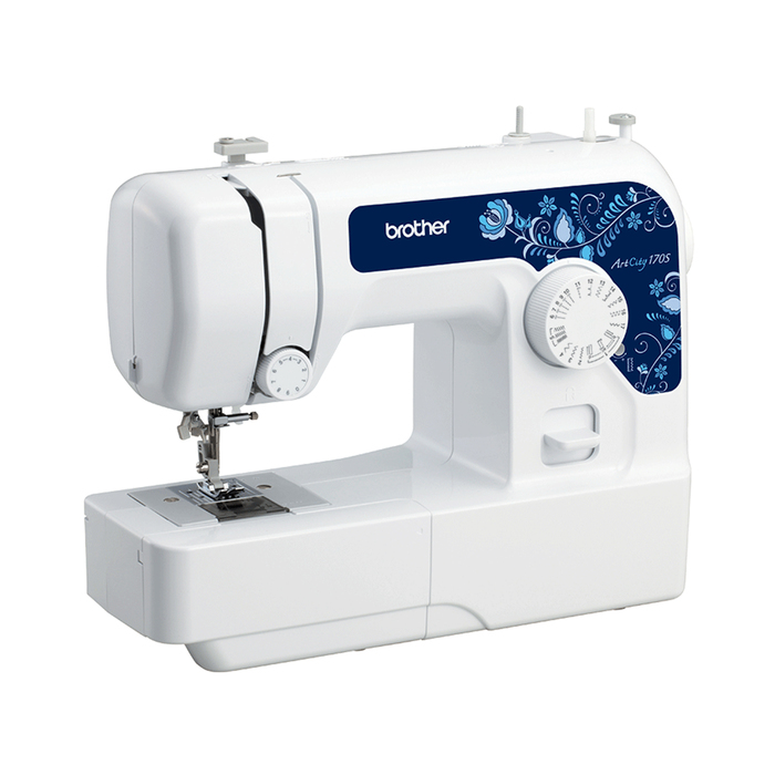 Швейная машина Brother ArtCity 170, 17 операций, обметочная строчка, белый