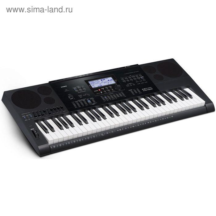Профессиональный синтезатор CASIO CTK-7200