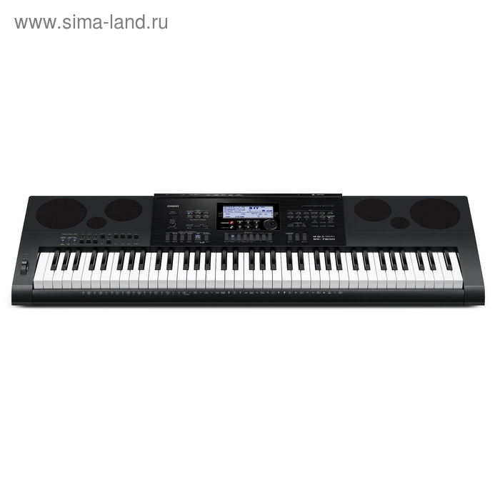 Полупрофессиональный синтезатор CASIO WK-7600