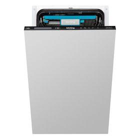 Посудомоечная машина Körting KDI 45175, класс А++, 10 комплектов, 8 программ, отсрочка