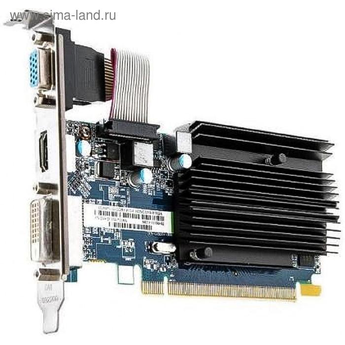 Видеокарта Sapphire AMD Radeon HD 6450 1024Mb 64bit DDR3