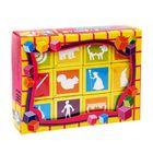 Кубики «Истории в кубиках. Сказки», 12 штук
