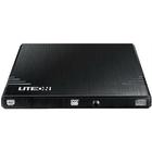 Привод DVD-RW Lite-On eBAU108 черный USB slim внешний RTL
