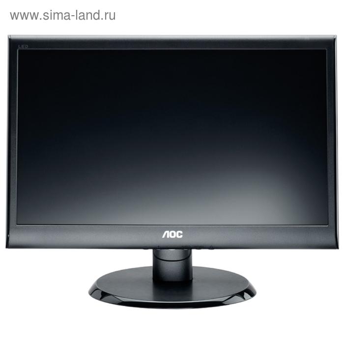 """Монитор AOC 18.5"""" E950SWDAK, черный"""