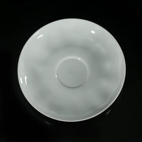 Блюдце чайное 15 см 'Тюльпан' Ош