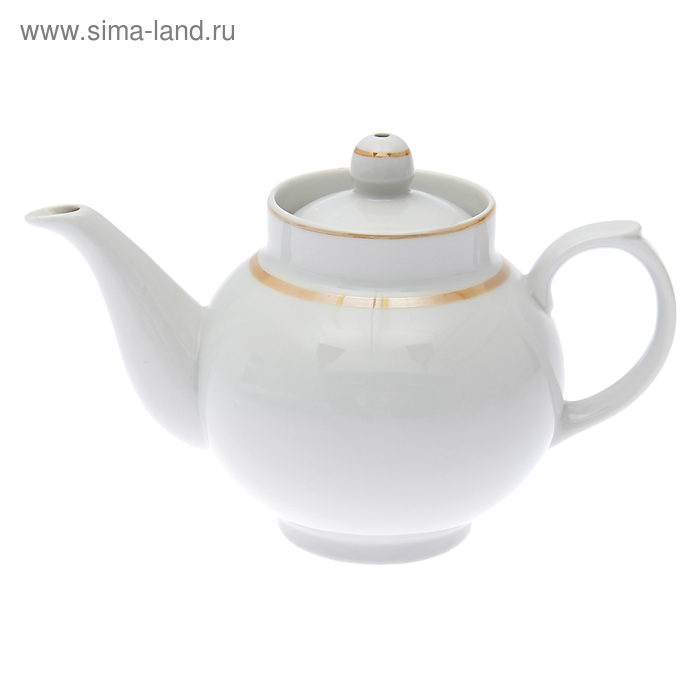"Чайник 700 мл ""Рубин"", отводка люстром"