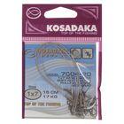 Поводок Kosadaka Classic 15см 17кг 1x7 KS-7004-20, (набор 5шт)
